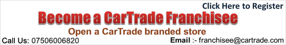 Become A Cartrade Franchisee